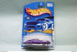 Hot Wheels - EVIL TWIN Cadillac - 2001 First Editions - Collector 28 HOTWHEELS US Long Card 1/64 - HotWheels