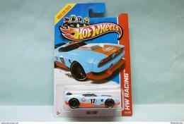 Hot Wheels - FAST FISH Gulf - 2013 HW Racing - Track Aces HOTWHEELS US Long Card 1/64 - HotWheels