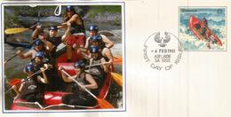 Rafting Australia, Letter From Adelaide (South-Australia) - Rafting