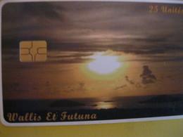 Telecarte De Wallis Et Futuna - Wallis Und Futuna