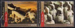 2013 UNO Wien Mi. 768-9**MNH  UNESCO-Welterbe: China - Wien - Internationales Zentrum