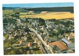 10 -- VILLEMAUR SUR VANNE - VUE GENERALE AERIENNE -- CIM - France
