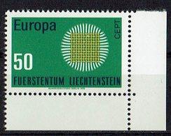 Liechtenstein 1970 // Mi. 525 ** - Liechtenstein