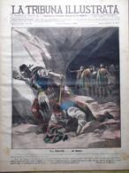 La Tribuna Illustrata 14 Dicembre 1919 Legislatura Sciopero Americano Trastevere - Libri, Riviste, Fumetti