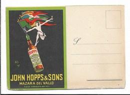 John Hopps & Sons - Non Viaggiata - Publicidad