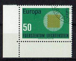 Liechtenstein 1970 // Mi. 525 O - Liechtenstein