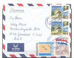 Brief Von Paraguay Nach Geredried - Paraguay