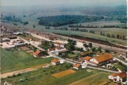 Bt- CPM BOLOGNE (Haute Marne) - Vue Aérienne - Quartier De La Gare - France