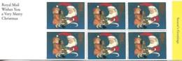 "Grande-Bretagne Great Britain 1997 ""Christmas"", 20 X 2 Nd Harrison ,1 Booklet Carnet Mnh - Carnets"