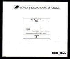 PORTUGAL. N°1699 De 1987 Sur épreuve En Noir Et Blanc. Architecture Moderne. - Europa-CEPT