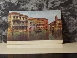 Venezia - Canal Grande - Palazzo Rezzonigo - Miss Bit Paper Bottom Right - Venezia (Venice)