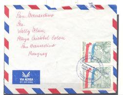 Brief Von  Paraguay  Nach Paraguay - Paraguay