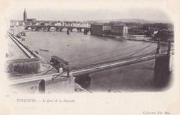 TOULOUSE - Le Quai De La Daurade - Toulouse
