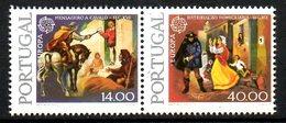 PORTUGAL. N°1421-2 De 1979. Messager à Cheval/Facteur. - Post