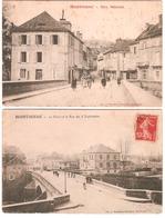 MONTIGNAC.LOT DE 2 CARTES. - France