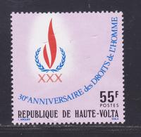 HAUTE-VOLTA N°  469 ** MNH Neuf Sans Charnière, TB (D8808) Anniversaire Des Droits De L'Homme - 1978 - Upper Volta (1958-1984)
