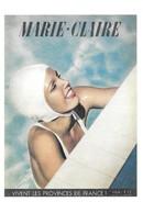 Publicité Marie Claire Aout 1939  (2 Scans) - Advertising