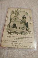 Kamnik - 10.8.1902, Prostovoljno Gasilno Društvo Kamnik - 20 Letnica , Izjemna Rariteta!! Slatnar, Kamnik - Slovénie