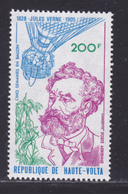 HAUTE-VOLTA AERIENS N°  224 ** MNH Neuf Sans Charnière, TB (D8810) Jules Verne - 1978 - Obervolta (1958-1984)