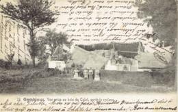 Gembloux Vue Prise Au Bois Du Culot Apres Le Cyclone N° 27   1903 - Gembloux