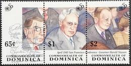 Dominica 1995 UN,50th Anniv. - West Indies