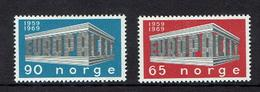 NORWAY...mh...1969 - Unused Stamps