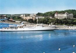 Croatia Pula / Port, Ship / Panorama / Unused, Uncirculated - Croatie