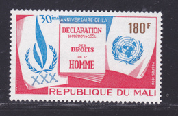 MALI N°  317 ** MNH Neuf Sans Charnière, TB (D8814) Anniversaire Des Droits De L'Homme - 1978 - Mali (1959-...)