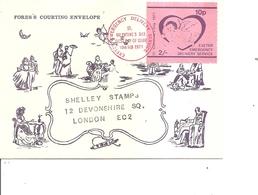 Grande-Bretagne ( FDc Commémoratif De 1971 à Voir) - 1952-.... (Elisabeth II.)