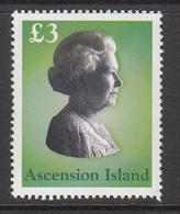 2003 Ascension QEII Complete Set Of 1 MNH - Ascension (Ile De L')