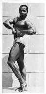 PHOTO  HOMME MAILLOT DE BAIN CULTURISME CULTURISTE 12 X 24 CM - Sports