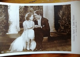 JANET GAYNOR - CHARLES FARREL In Sorriso Della Vita - Actors