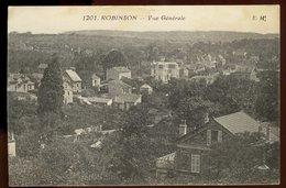 Robinson - Vue Générale - Le Plessis Robinson