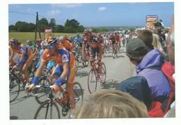 CPM Tour De France 2008 1ère Etape Brest Plumelec - Pont De Buis Les Quimerc'h - Peloton Montée De Ty - Jopic 400 Exp - Radsport