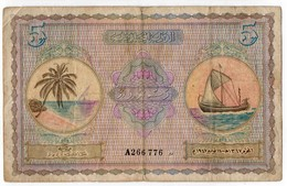 MALDIVES 2+5 - Maldives