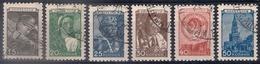 Russia 1949, Michel Nr 1331I-36I, Used - Usati