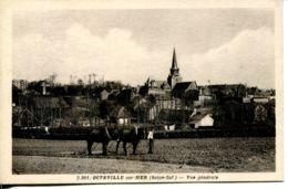 N°2934 A -cpa Octeville Sur Mer -vue Générale- - France