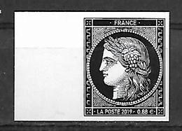 France 2019 - Yv N° 5305 ** - Céres 170 Ans  (0.88 € - Du Bloc) - Ungebraucht