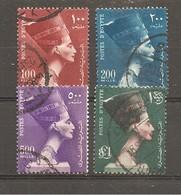 Egipto - Egypt. Nº Yvert  323-26 (usado) (o) - Usados