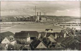 AK Borken, OT Kleinenglis, Braunkohlerevier 1965 - Borken