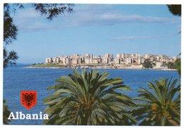 ALBANIE/ALBANIA - VIEW OF SARANDA / THEMATIC STAMP - MOTHER TERESA - Albania