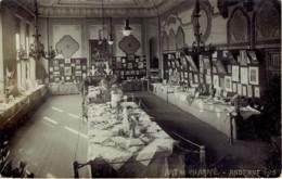 Andenne Art Et Charité En 1916 Carte Photo V. Gaillard - Andenne