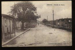Drove Entrée Du Camp Hennequin 1928 - Other