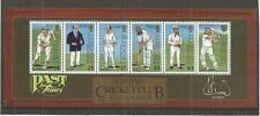 91804) ALDERNEY - 1997, Cricket Club Foglio -MNH** - Alderney
