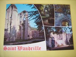 SAINT WANDRILLE (76) - (Réf. 26.108) - Saint-Wandrille-Rançon