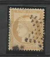 1870 – N°36 - Bistre Jaune - 10 C.- SIEGE DE PARIS - TRES BEAU Et TRES BON CENTRAGE - 1870 Siege Of Paris