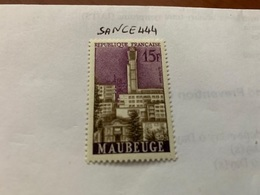France Cities Maubeuge 1958 Mnh - France