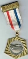 Belvaux Au General De Gaulle 1976 - Fichas Y Medallas