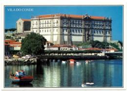 VILA DO CONDE - Convento De Santa Clara - Ed. CC N.º 1484 - PORTUGAL - Porto