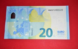 20 EURO DEUTSCHLAND / GERMANY - R012I6 - (Berlin) RB2212905425 - UNC NEUF - EURO